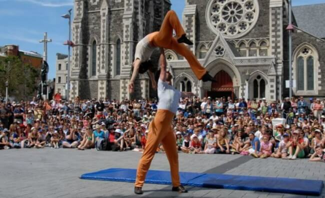World Buskers Festival - Festivals to enjoy