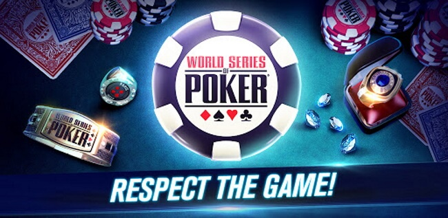 World Series of Poker -best pokie games