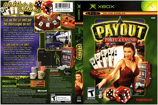 Xbox casino games