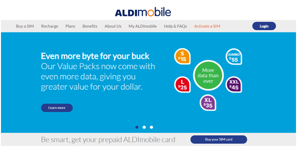 Aldi Mobile Australia