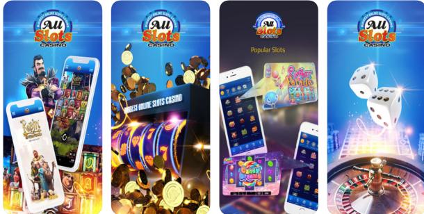 All Slots Mobile App