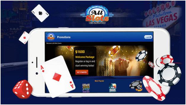 All Slots Mobile Casino Ipad