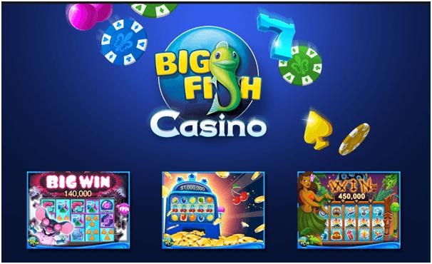 Big Fish Casino app for iphone