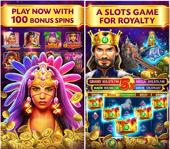 Caesars slot free app