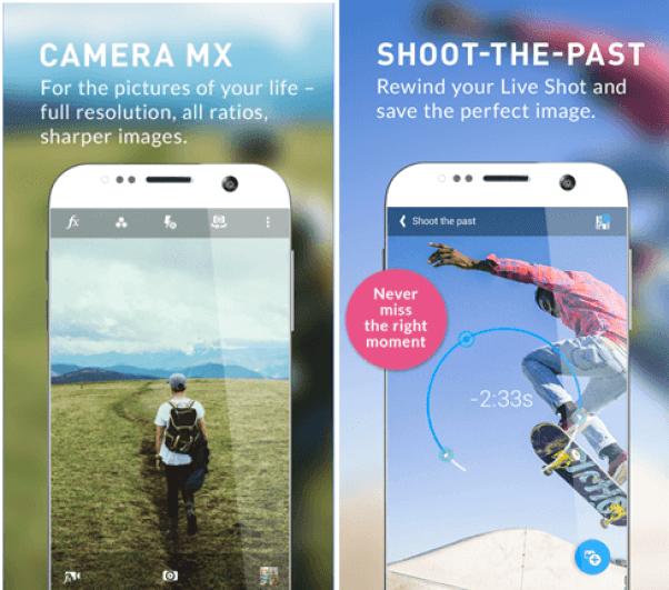 Camera MX app