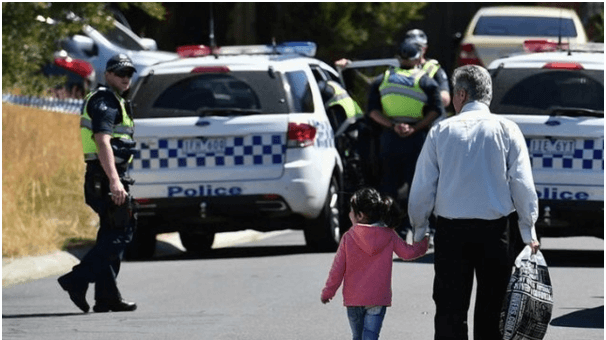 Mobile search by police in Australia is legal or not