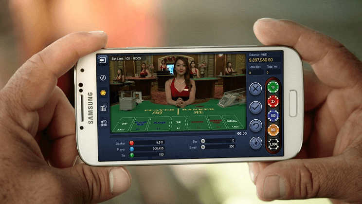 Playing pokies with mobile