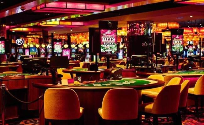 Crown Gambling