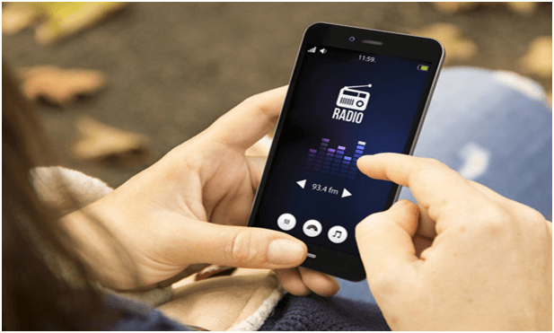 Enjoy listening to digital radio