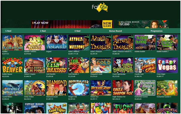 Fair go casino iPad casino