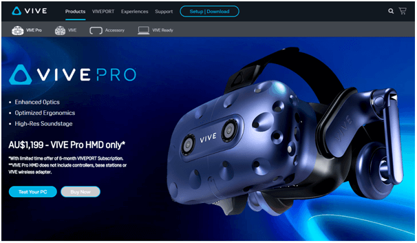 How to get the best VR experience using HTC headsets