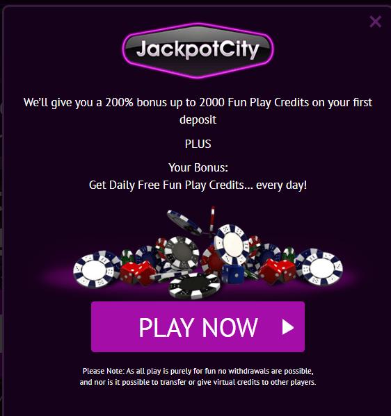 Jackpot city casino Fun casino