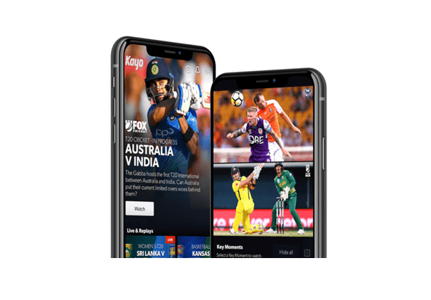 How to enjoy Kayo sports on Android