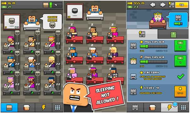 Make More Game App