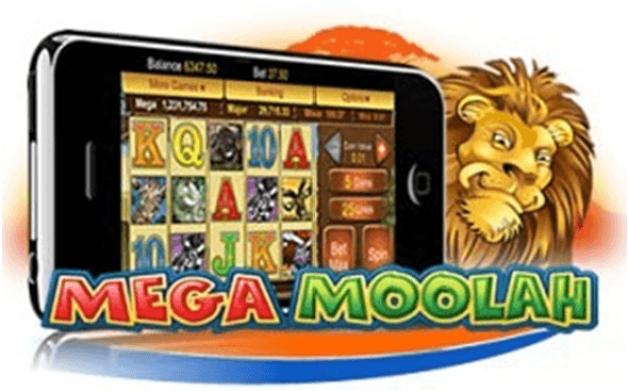 Mega Moolah pokies app