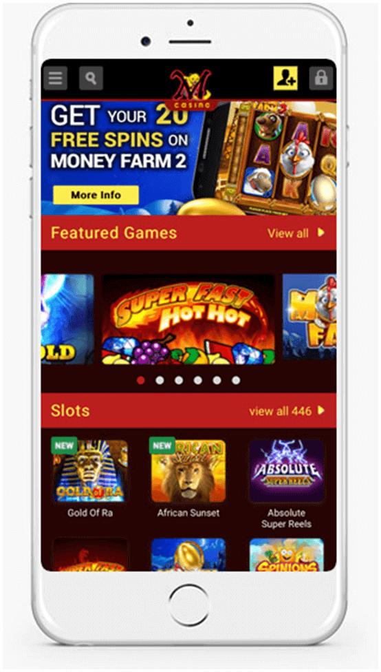 Mongoose casino Samsung