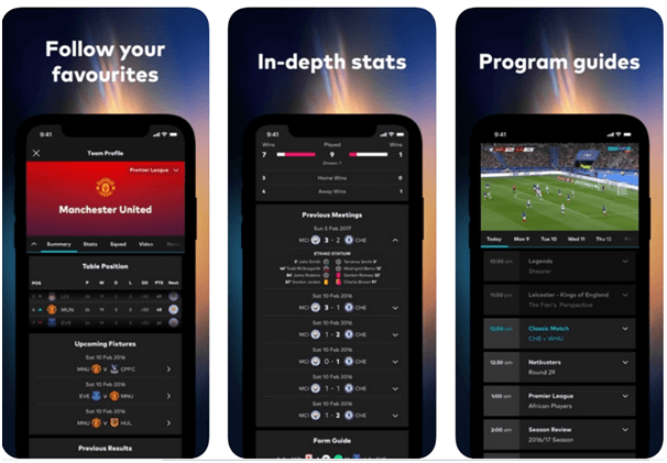 Optus sport app subscription