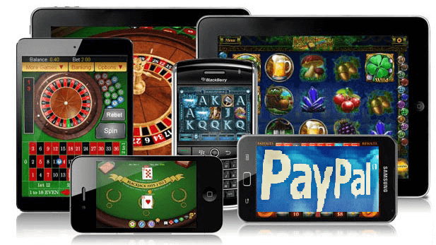 mobile casinos paypal