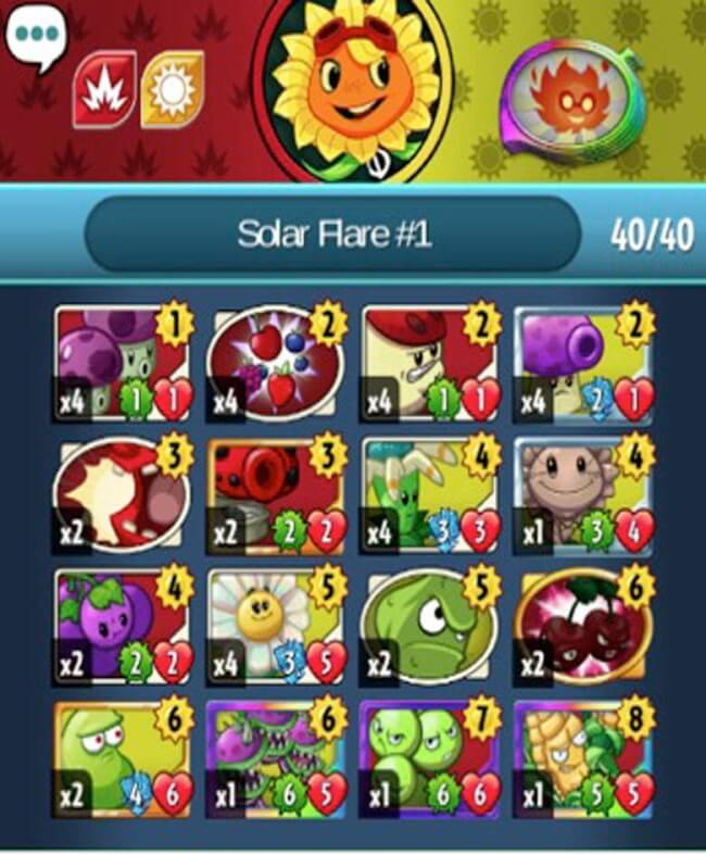 Plants vs Zombies 1, 2, and Heroes