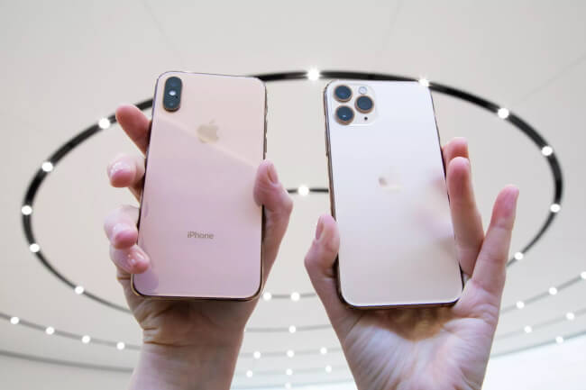 Price-Difference-in-iPhone-11-Pro-and-iPhone-XS
