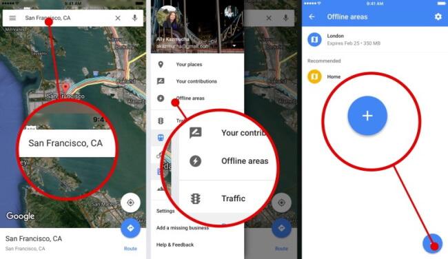 Save-Google-Maps-for-offline-use