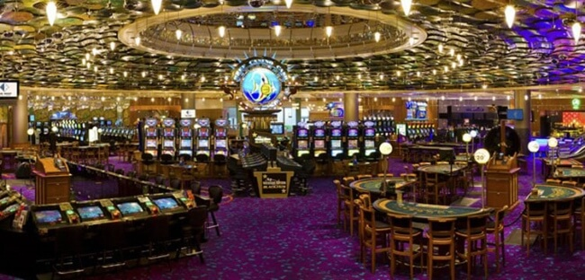 Reef Club Casino Mobile