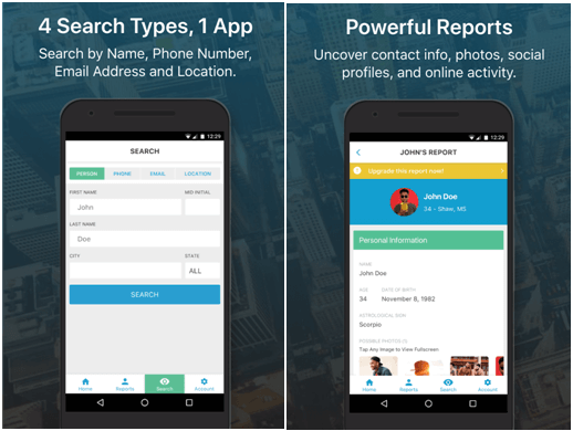 Truthfinder app