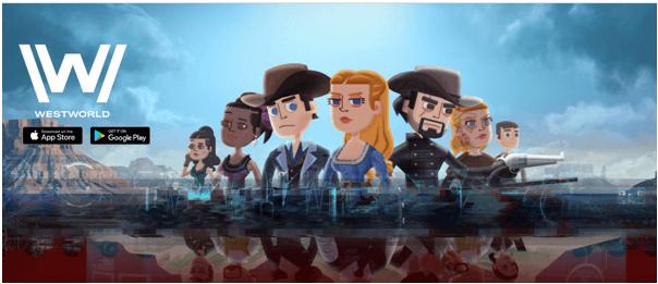 Westworld game app
