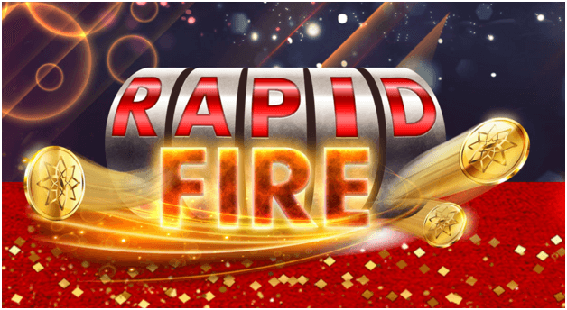 What is Rapid Fire at Treasure Brisbane Casino
