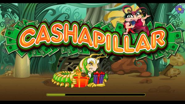 cashapillar loading