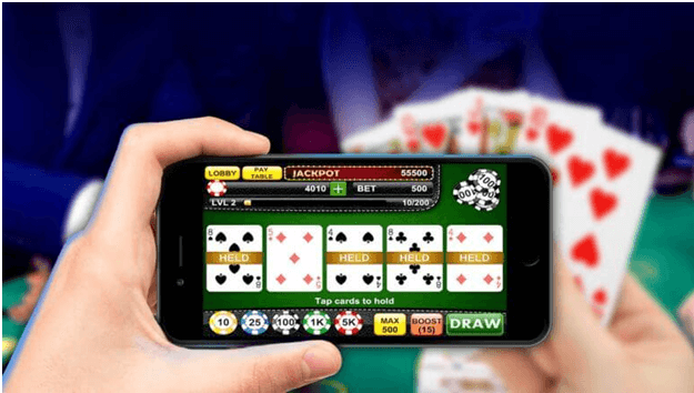 How to play video poker with your mobile?