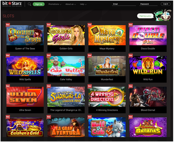 Bitstarz casino games to enjoy