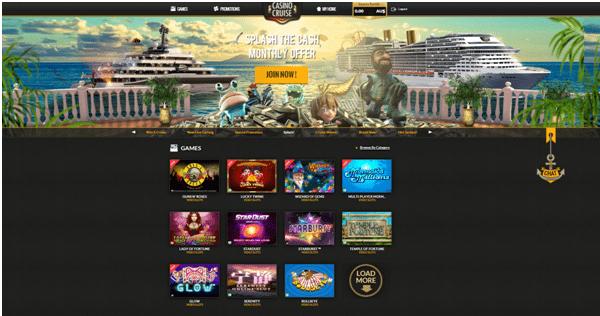 Casino Cruise Pokies Planet