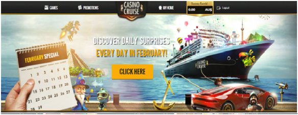 Casino Cruise Other promotions