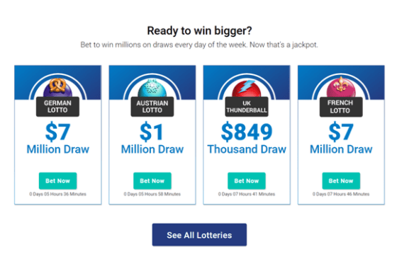Crown Lotteries