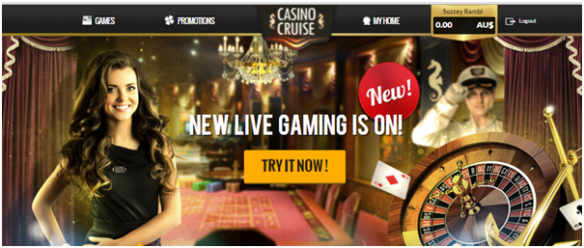 Casino Cruise pokies planet