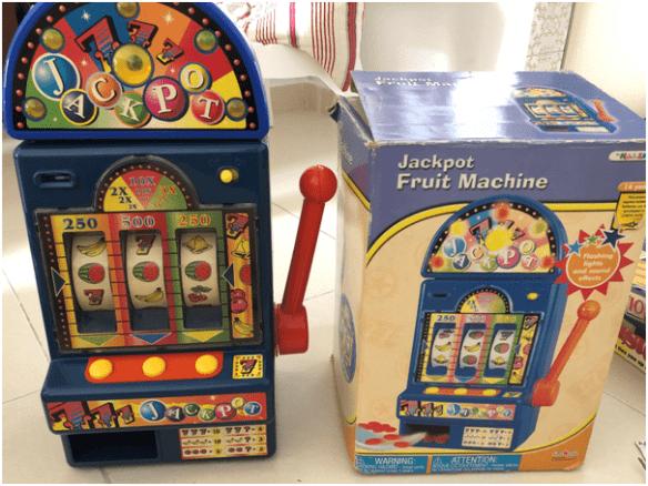jackpot fruit machine