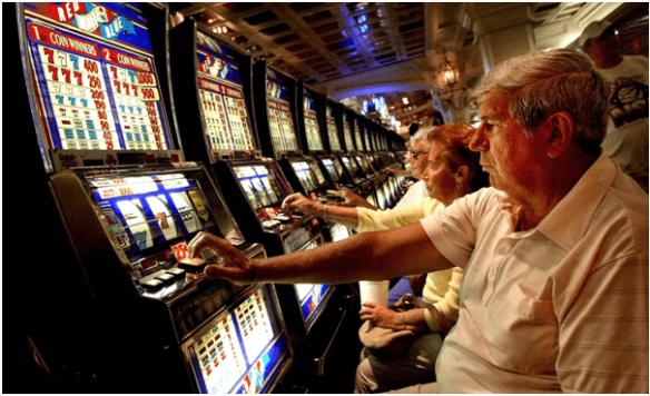 Poker Machines