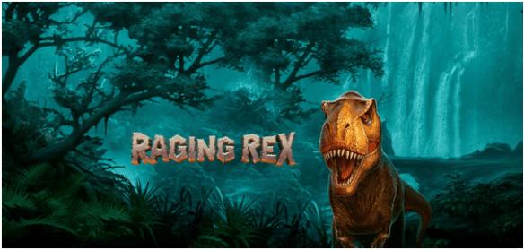 Raging Rex pokies