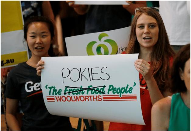 Woolsworth pokies