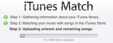 iTunes Match in iTunes 10.5.1 einrichten