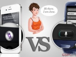 Fundstück – Apple vs. Samsung oder Siri im Vergleich mit S Voice – Video