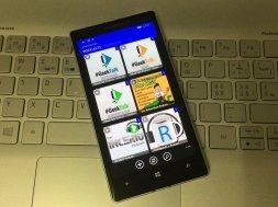 «CastCenter» – Podcast App für Windows Phone 1