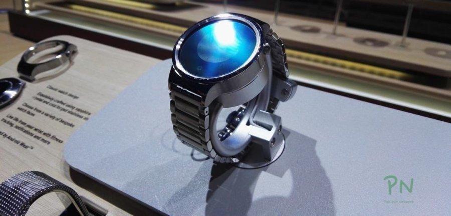 Huawei Watch an der IFA präsentiert