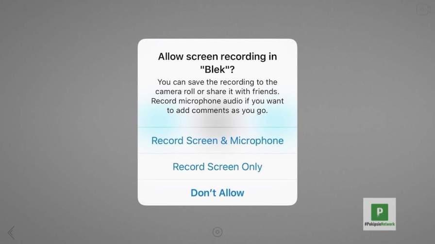 Sogar Apples Gamekit, für Game Capturing, wird unterstützt