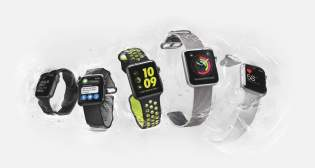 Apple Watch Series 2 ist nun Wasserdicht