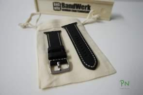 BandWerk Apple Watch Band - Schwarz