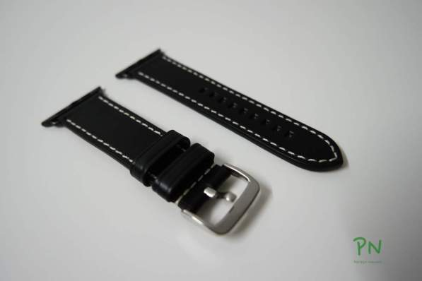 BandWerk Apple Watch Band - Schwarz