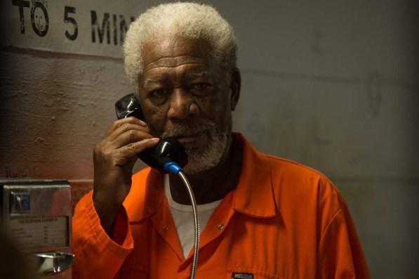Thaddeus Bradley (Morgan Freeman) 2