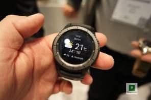 Samsung's Gear S3